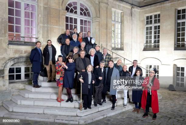 at the Maison Europeenne de la Photographie MEP the photographers Zhong Weixing Sabine Weiss Pierre et Gilles Martin D'Orgeval Patrick Tosani Valerie...