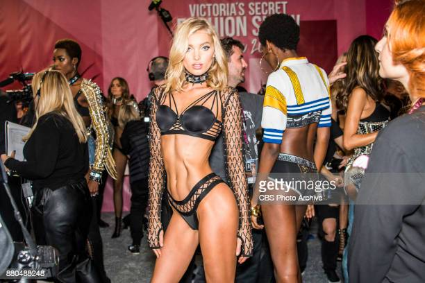 'THE VICTORIA'S SECRET FASHION SHOW' IN SHANGHAI CHINA FOR THE FIRST TIME at the MercedesBenz Arena Broadcasting TUESDAY NOV 28 ON CBS Pictured Elsa...