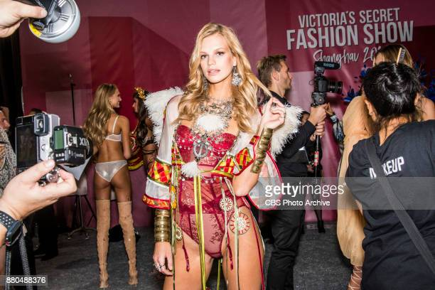 'THE VICTORIA'S SECRET FASHION SHOW' IN SHANGHAI CHINA FOR THE FIRST TIME at the MercedesBenz Arena Broadcasting TUESDAY NOV 28 ON CBS Pictured...