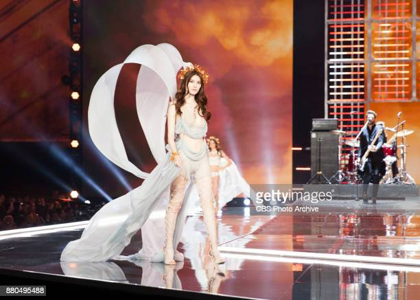 'THE VICTORIA'S SECRET FASHION SHOW' IN SHANGHAI CHINA FOR THE FIRST TIME at the MercedesBenz Arena Broadcasting TUESDAY NOV 28 ON CBS Pictured Sui He
