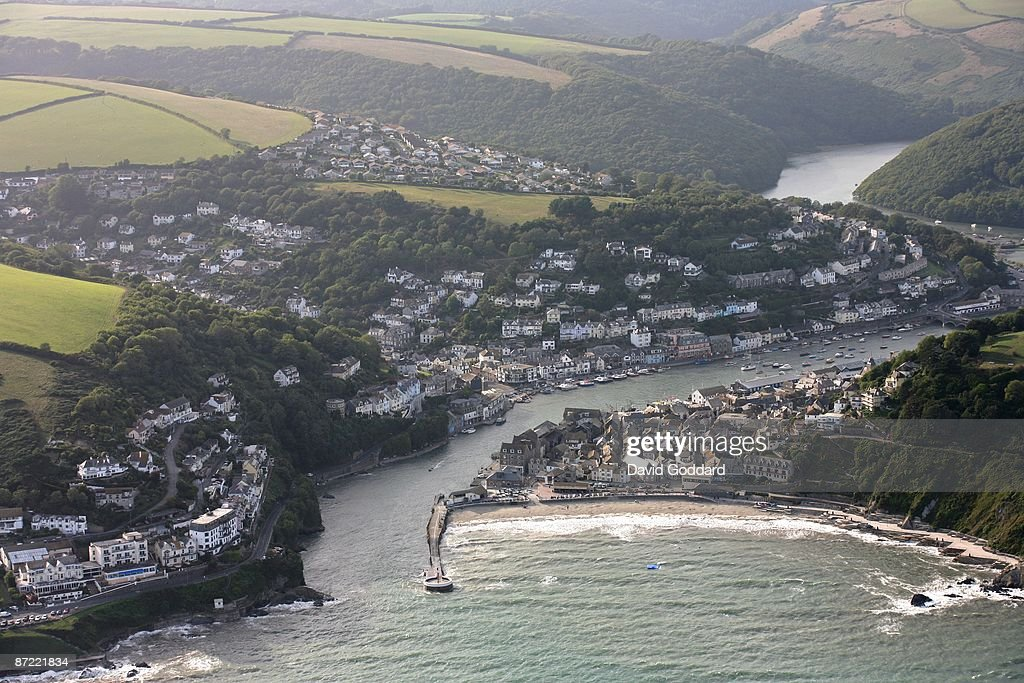 Aerial Views OF UK Towns And Cities : News Photo