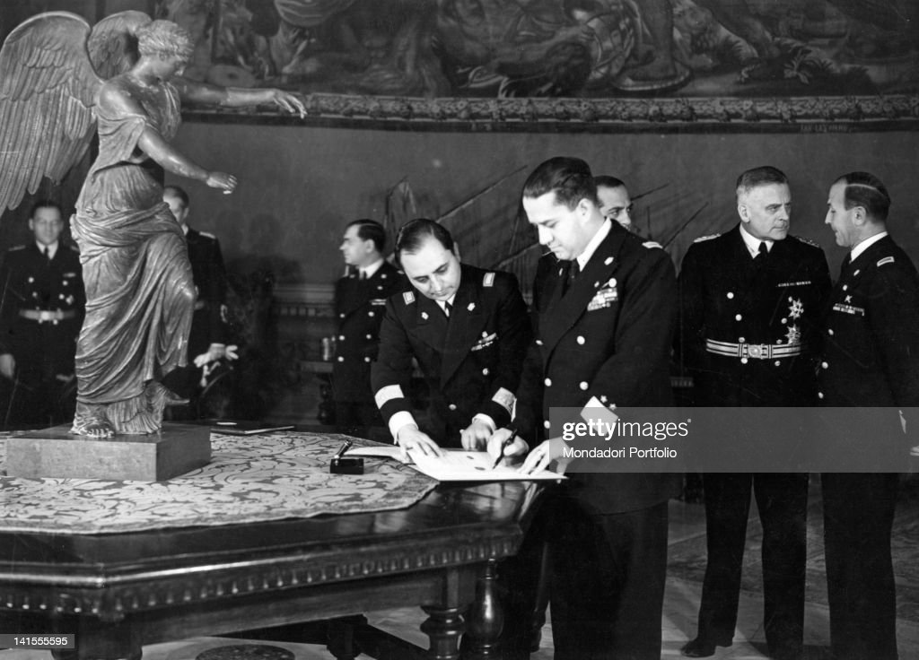 Italian German Cultural Agreement In Rome Pictures Getty Images