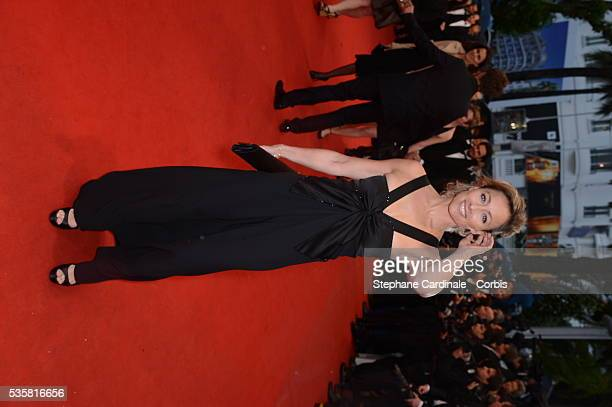 """At the premiere for """"Amour"""" during the 65th Cannes International Film Festival."""