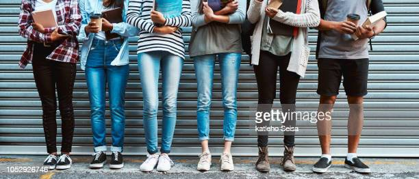 at the starting line to a bright future - person in education stock pictures, royalty-free photos & images