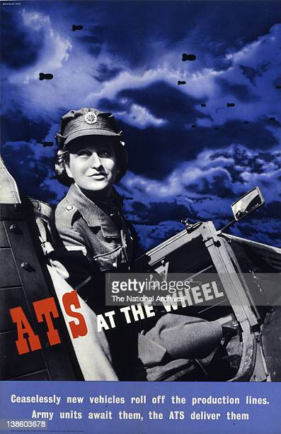 At The Wheel, Army recruitment 1939-1945