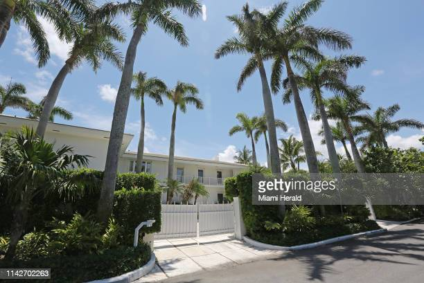 At this home on El Brillo Way in Palm Beach Fla young girls recruited by other young girls would arrive by car or taxi be greeted in the kitchen by a...