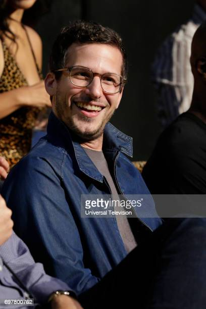 NINE FYC at UCB Pictured Andy Samberg