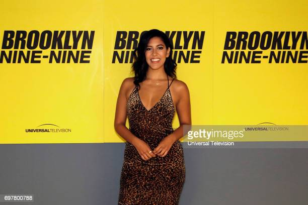 NINE 'FYC at UCB' Pictured Stephanie Beatriz