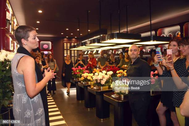 57 Tracy Paul Company For Only Roses Launch Beverly Hills Pictures
