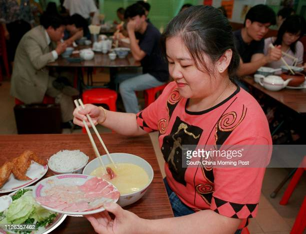 At Wan Nam Fung Mei a modest but crowded noodle shop in Cheung Sha Wan you can request an extrasweet soup to go with the noodles rather than the...