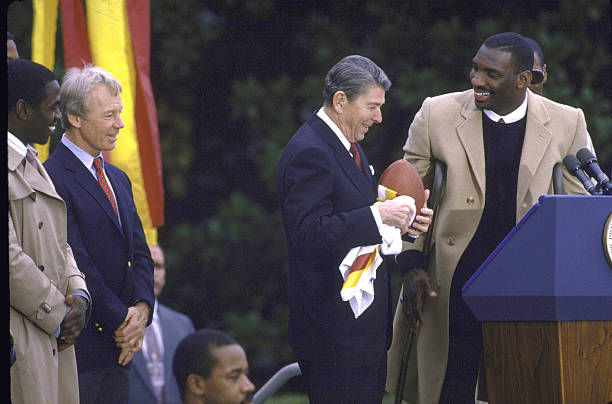 Image result for washington redskins at the white house