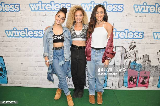 O at Wireless Festival at Finsbury Park on July 5 2014 in London United Kingdom