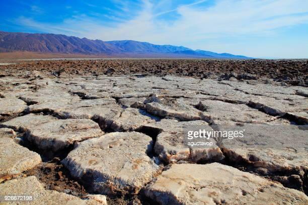 アタカマ砂漠ディソレーション - 月と死の谷、火山岩の風景-チリ