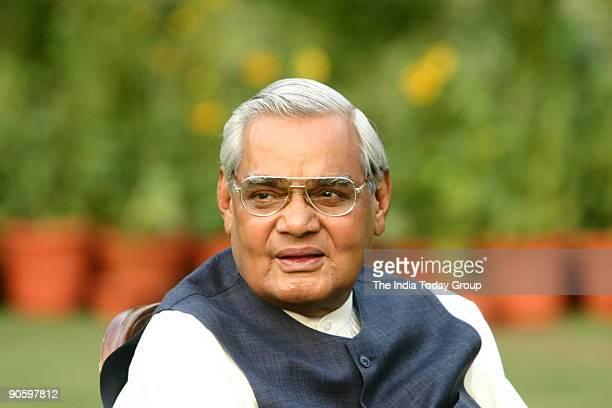 Atal Bihari Vajpayee Prime Minister of India