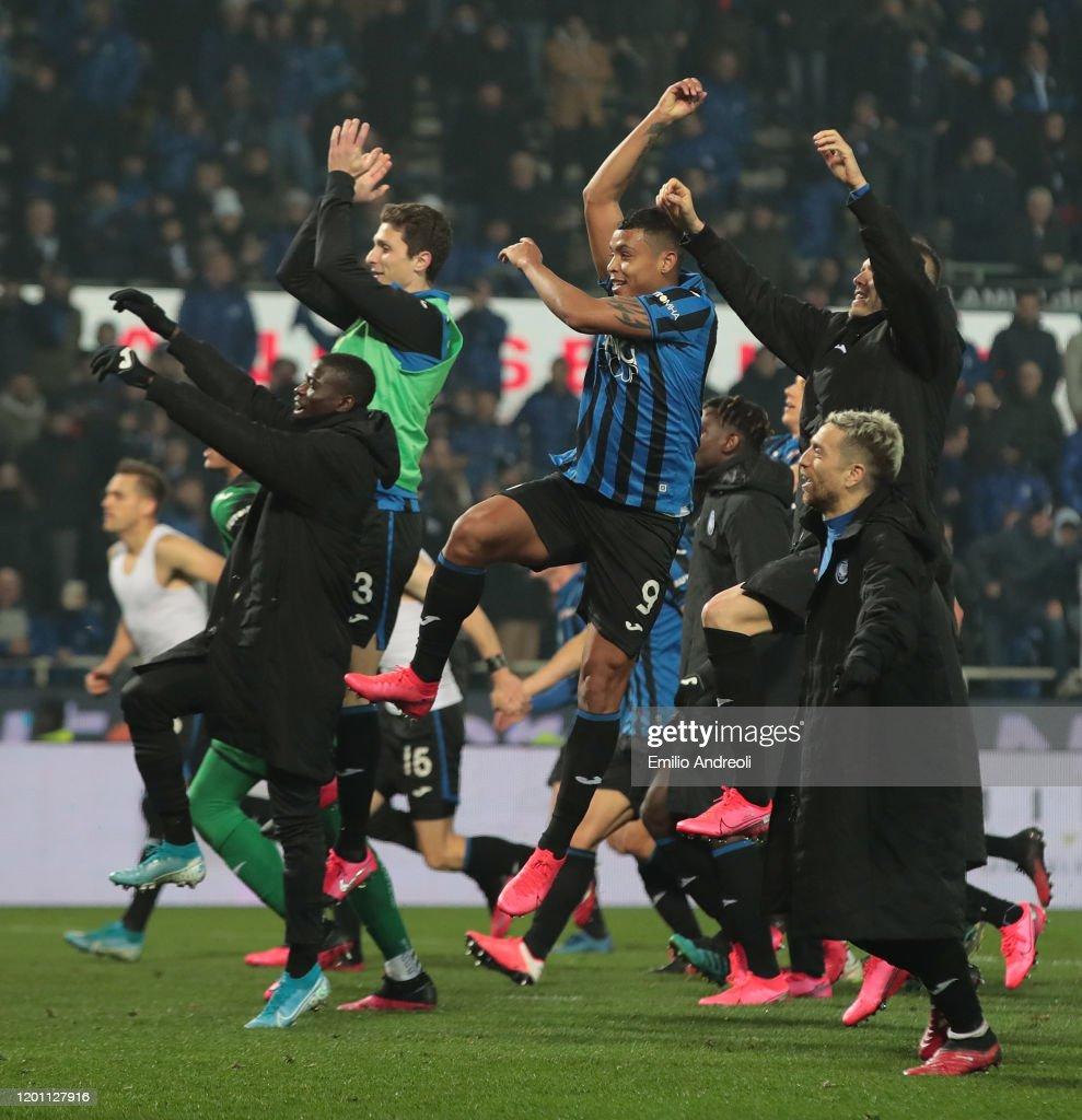Atalanta BC v AS Roma - Serie A : ニュース写真