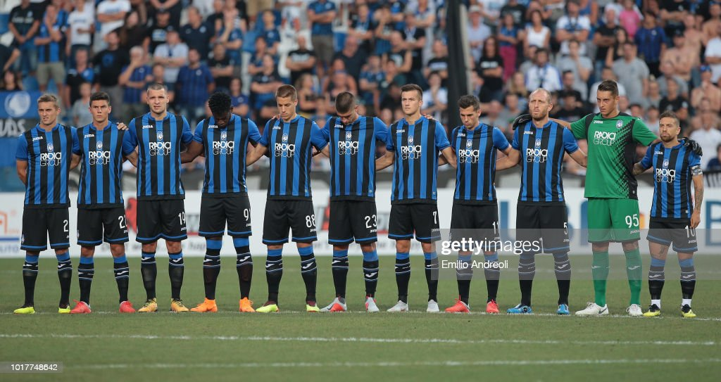 Atalanta BC v Hapoel Haifa - UEFA Europa League Third Qualifying Round: 2nd Leg