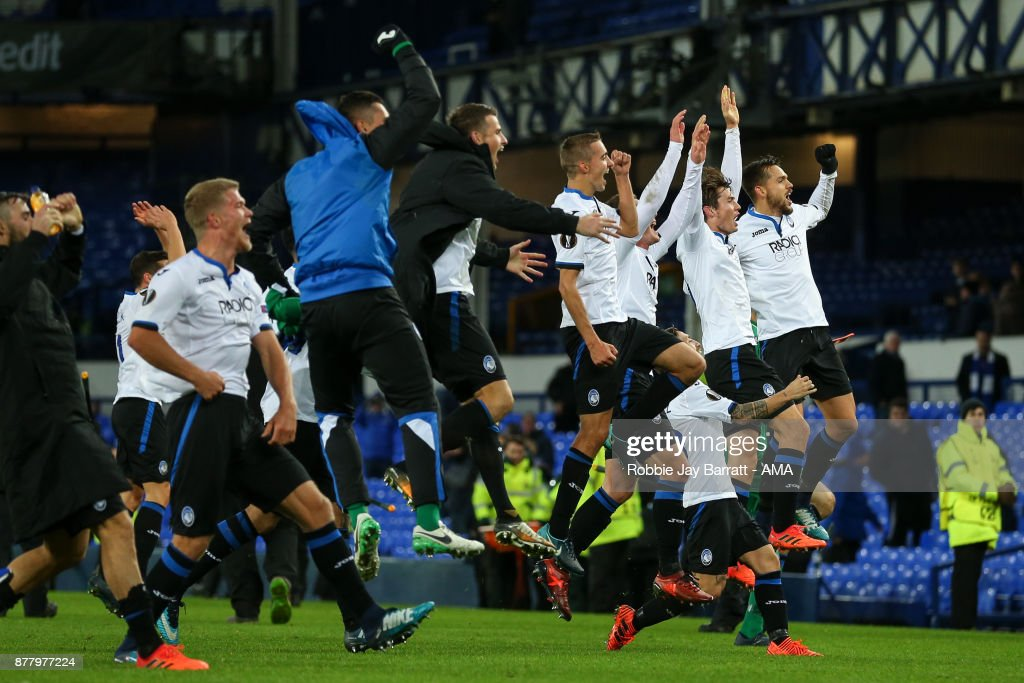 Everton FC v Atalanta - UEFA Europa League : Foto di attualità