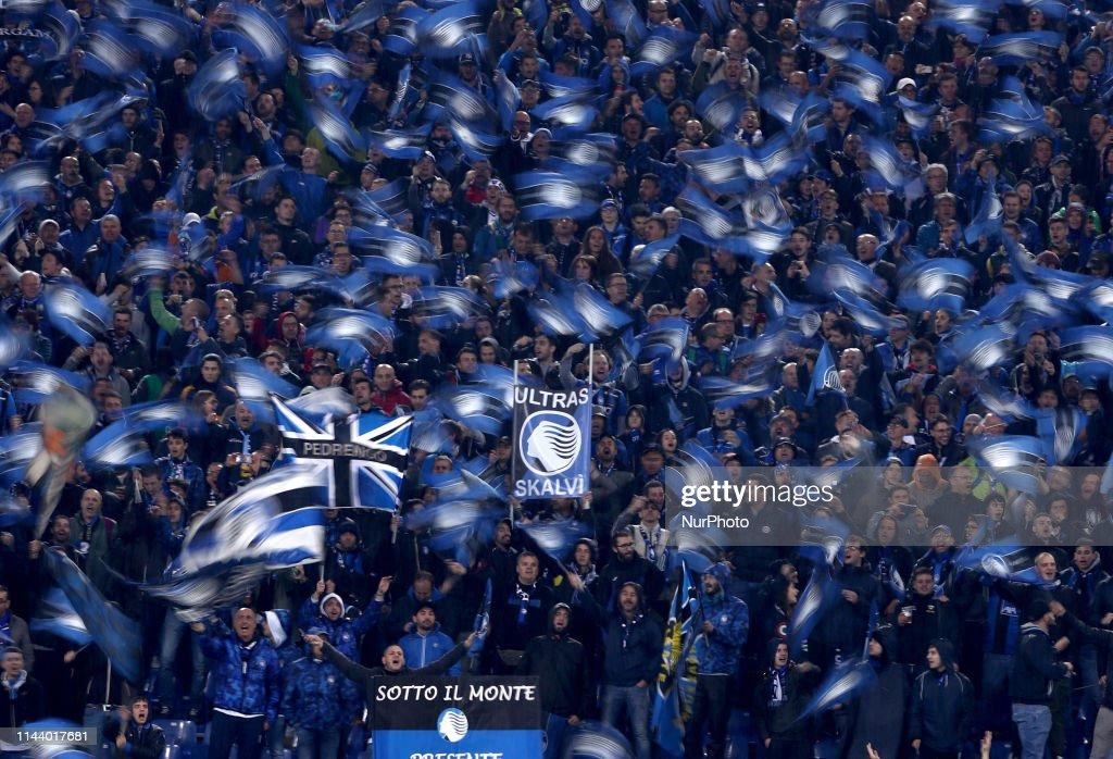Lazio v Atalanta - Tim Cup Final : News Photo