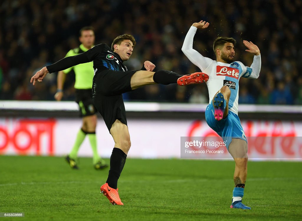 SSC Napoli v Atalanta BC - Serie A : News Photo
