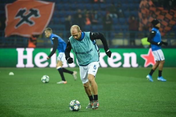 UKR: Shakhtar Donetsk v Atalanta: Group C - UEFA Champions League