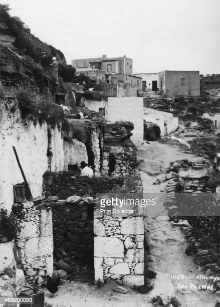 Atalaya Las Palmas Gran Canaria Canary Islands Spain c1920sc1930s