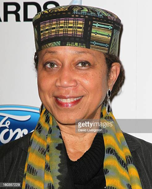Atallah Shabazz attends the NAACP Image Awards 9th Annual Hollywood Bureau Symposium at the Museum of Tolerance on January 29 2013 in Los Angeles...