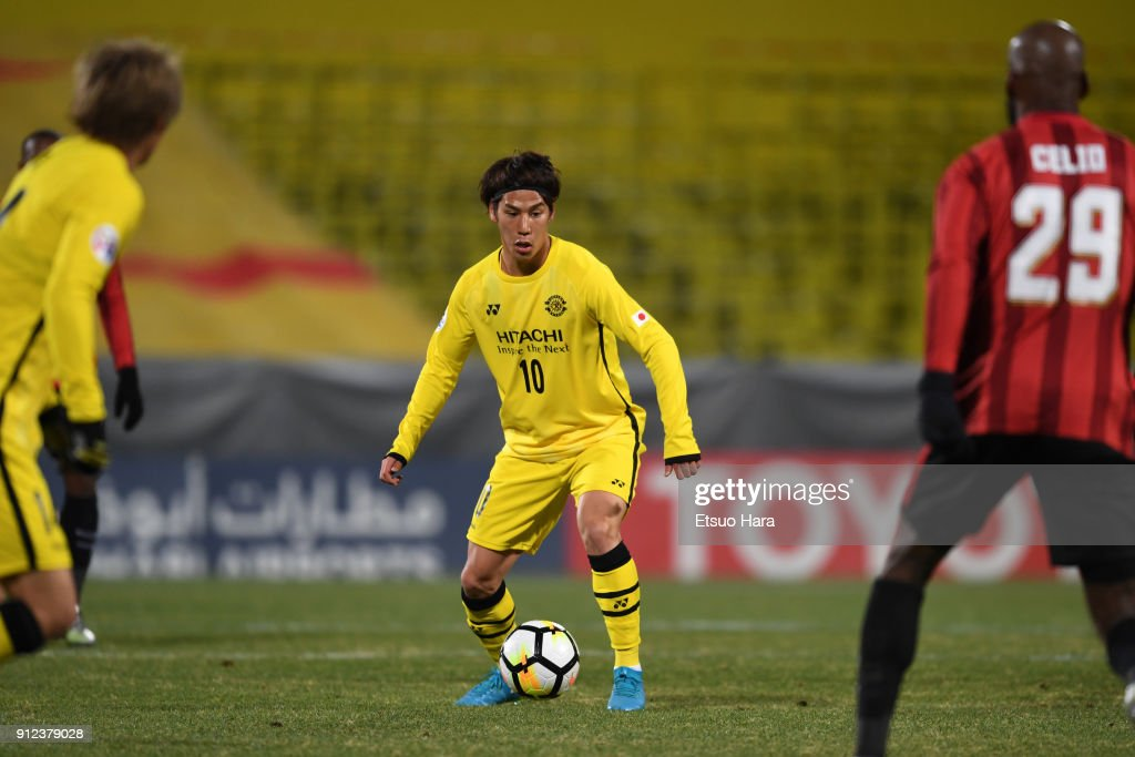 Kashiwa Reysol v Muangthong United - AFC Champions League Playoff