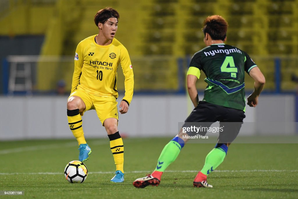 Kashiwa Reysol v Jeonbuk Hyundai Motors - AFC Champions League Group E