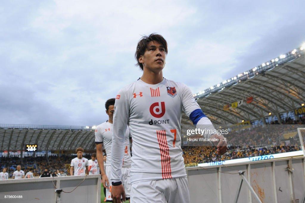 Vegalta Sendai v Omiya Ardija - J.League J1 : ニュース写真