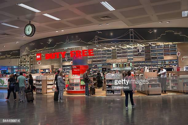 Ataturk Airport Duty Free Store