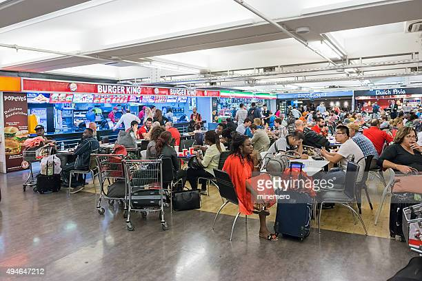 Ataturk Airport Food Court