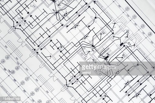 Industry document blueprint stock photo getty images keywords malvernweather Choice Image