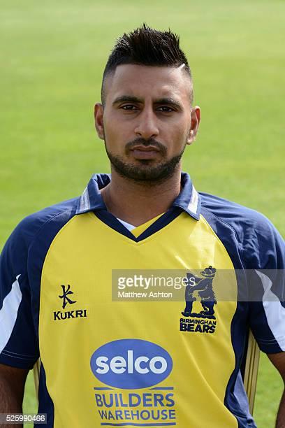Ateeq Javid of Warwickshire County Cricket Club