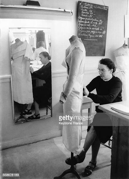 Atelier Christian Dior circa 1940