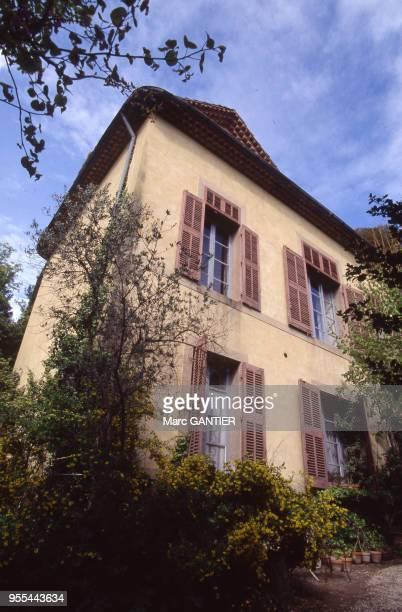 L'atelier de Cézanne à AixenProvence dans les BouchesduRhône France