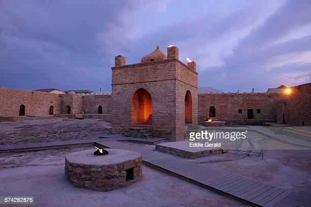 Ateshgah temple in Azerbaijan
