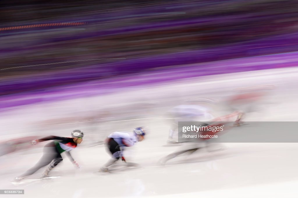 PyeongChang 2018 Winter Olympics - Day 13