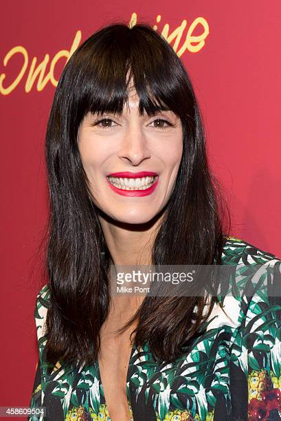 Athena Calderone attends Indochine's 30th Anniversary Party at Indochine on November 7, 2014 in New York City.