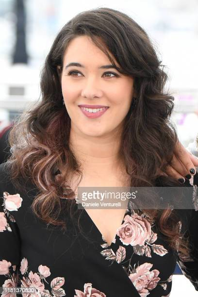 Athenais Sifaoui attends thephotocall for Mektoub My Love Intermezzo during the 72nd annual Cannes Film Festival on May 24 2019 in Cannes France