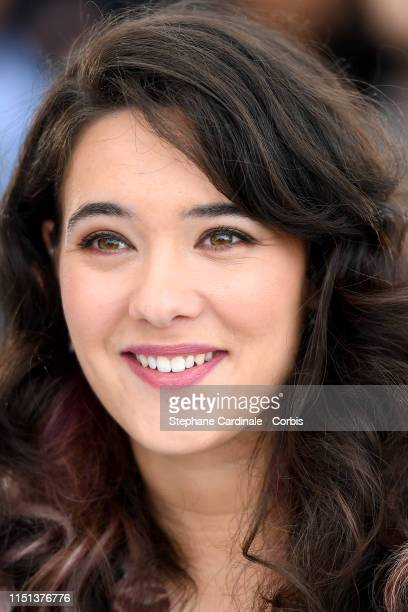 Athenais Sifaoui attends the photocall for Mektoub My Love Intermezzo during the 72nd annual Cannes Film Festival on May 24 2019 in Cannes France