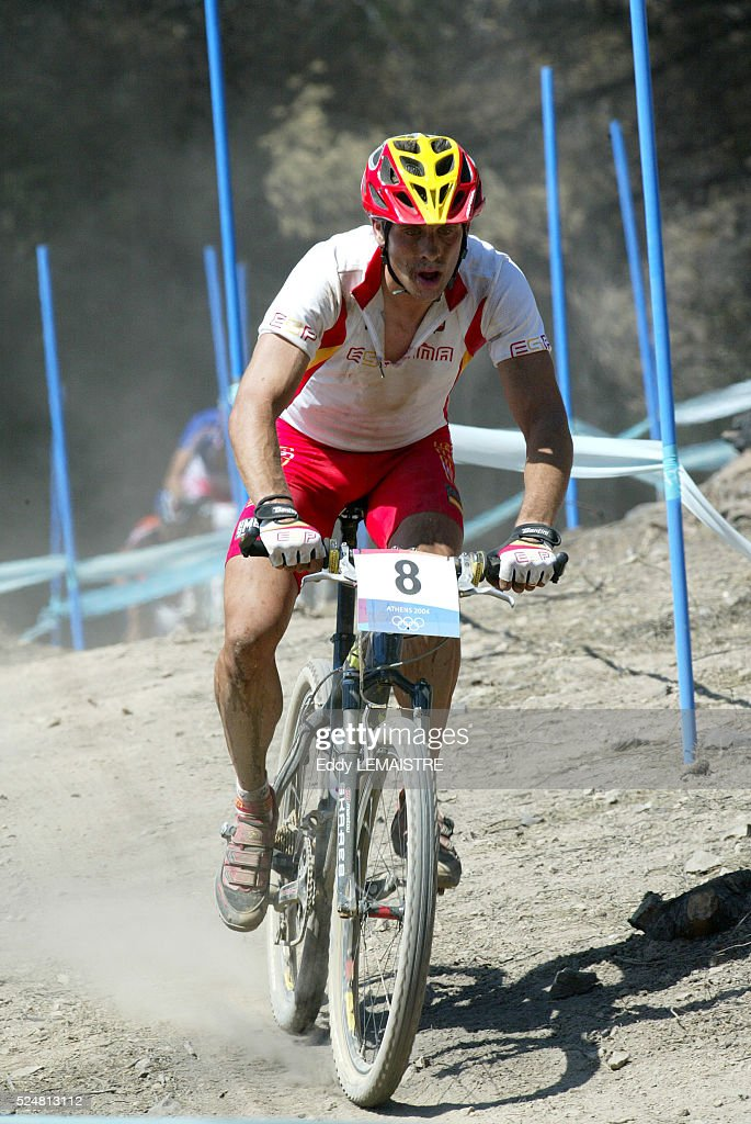 Athens 2004 Cycling Men S Mountain Bike Cross Country Pictures