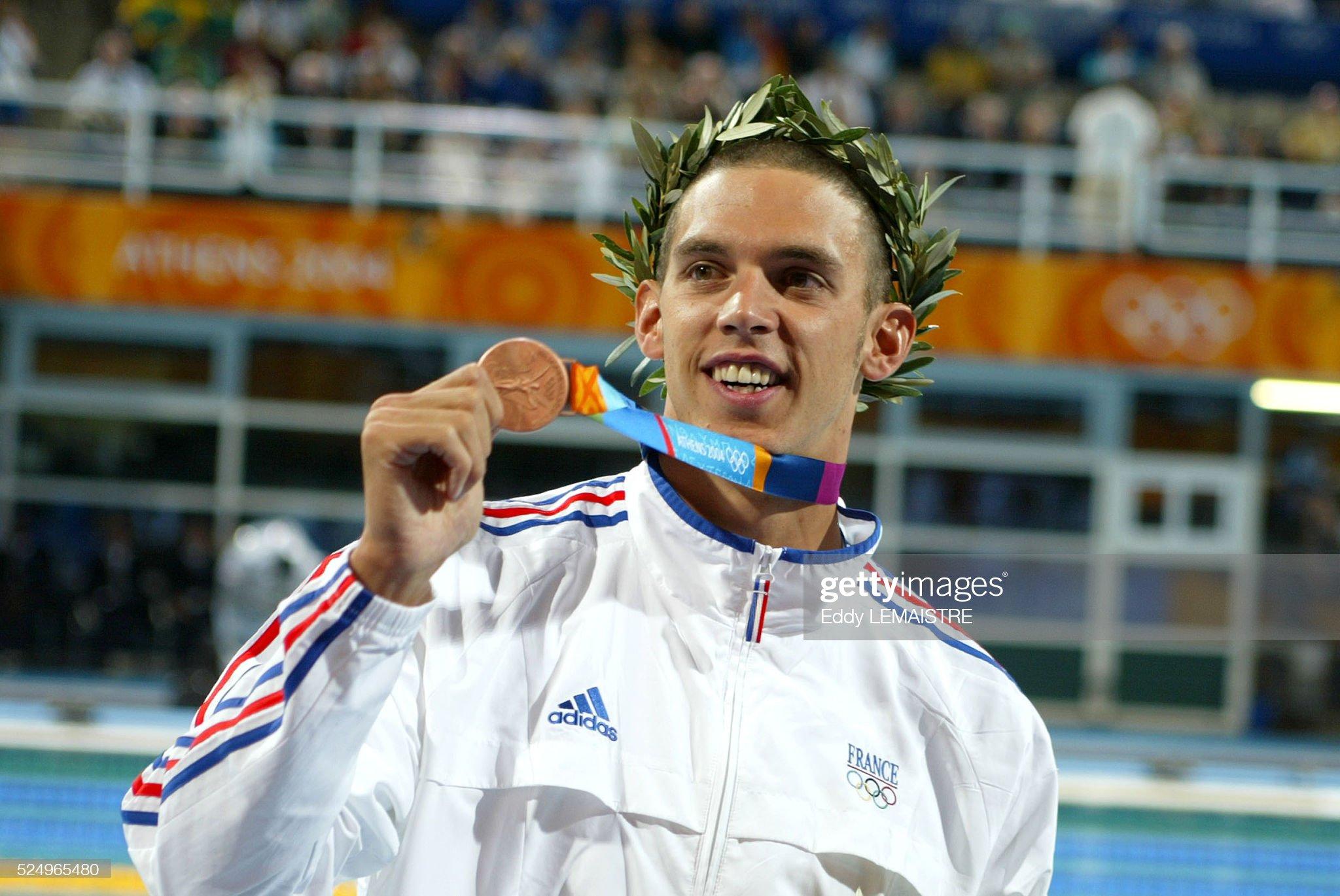 Athens 2004 - Men's 100 meters Breastroke Final : Fotografía de noticias