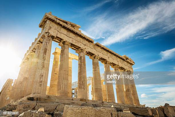Athens Acropolis Parthenon Temple,Greece
