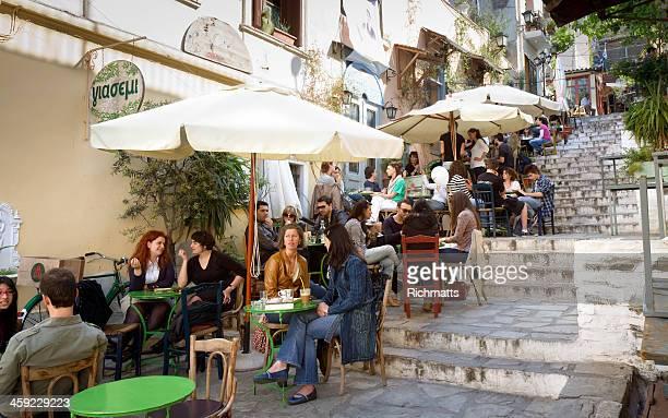 Athens City Life