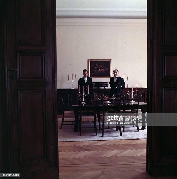 Athens During Official Visit Of General Charles De Gaulle In Greece En Grèce à Athènes lors de la visite officielle du Général Charles DE GAULLE vue...