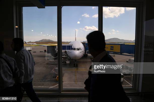 Athens international airport quotEleftherios Venizelosquot As Greece is facing a very good touristic season the traffic results are shown also in the...