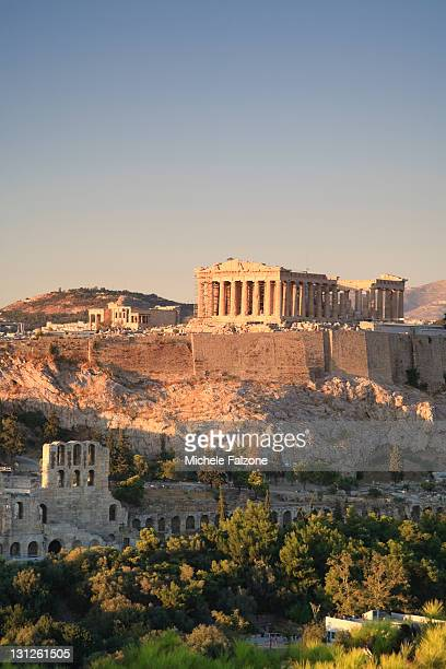 Athens, The Acropolis