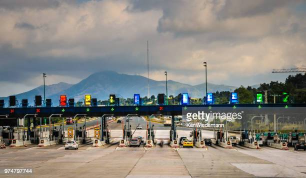 Athens Toll Booth