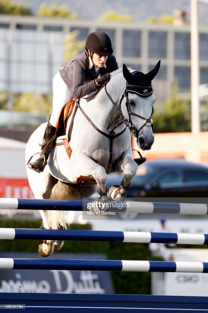 CSIO Barcelona: 100th International Show Jumping Competition - Day 1 : News Photo