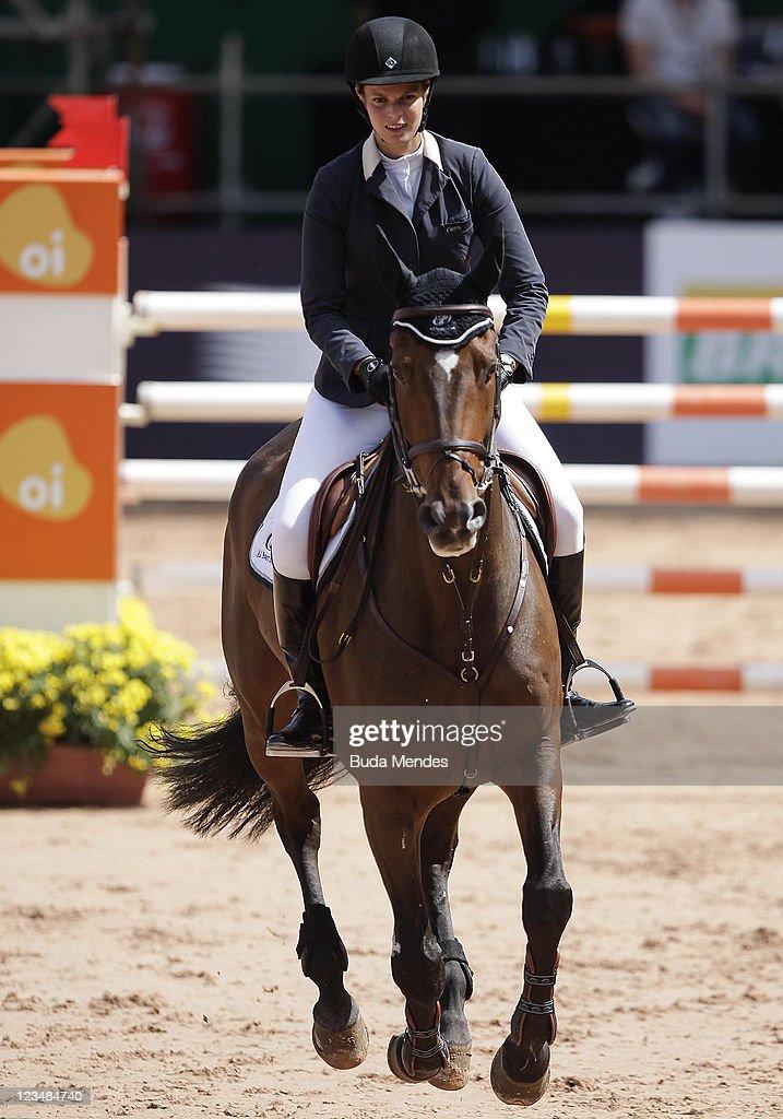 Athina Onassis International Horse Show 2011 : News Photo